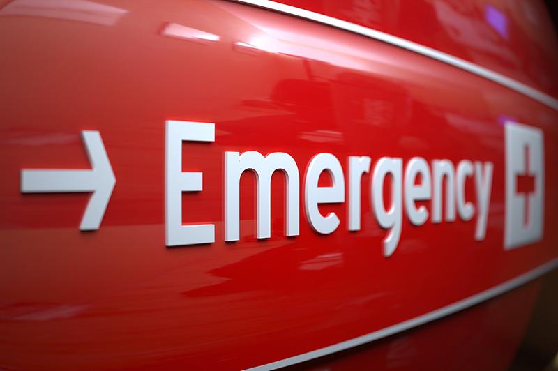 Dental Emergencies - Signage